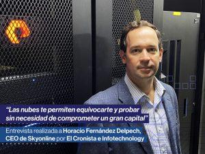 Skyonline; El Cronista; Infotechnology